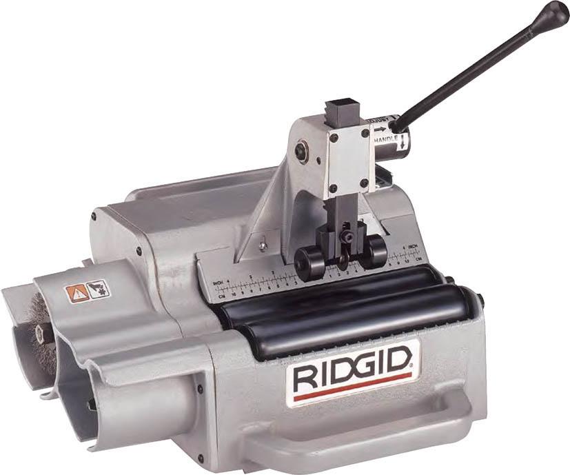 RIDGID(リジッド) 高速管端処理機 122J-S