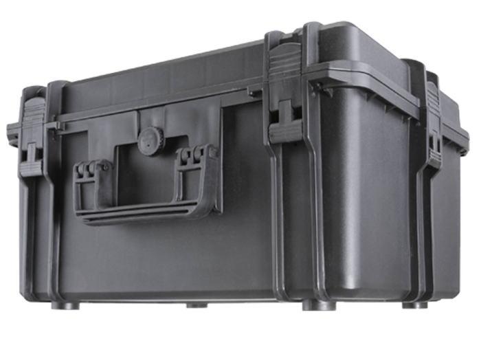 MAXcases(マックスケース) ブロックウレタン付防水ケース ブラック M505L-BK