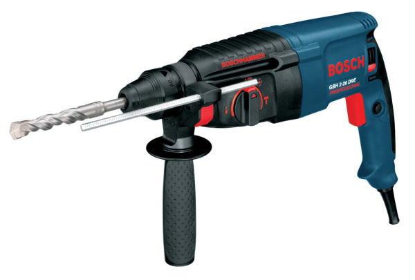 新作モデル ハンマードリル GBH 2-26DRE(ケース付):工具のお店 モンジュSHOP BOSCH(ボッシュ)SDS-Plus(SDSプラスシャンク)-DIY・工具