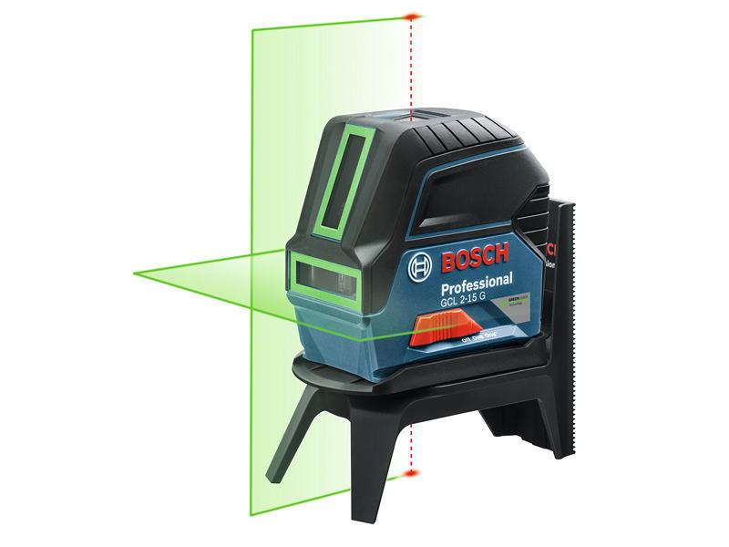 BOSCH(ボッシュ)レーザー墨出し器GCL2-15G