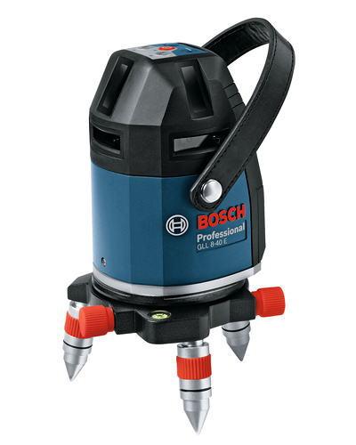 BOSCH(ボッシュ)レーザー墨出し器GLL8-40ELR