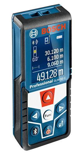 BOSCH(ボッシュ)データ転送レーザー距離計(スマキョリ)GLM50C