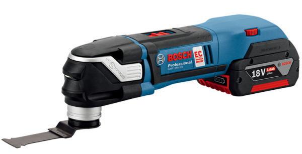 BOSCH(ボッシュ)バッテリーマルチツール(カットソー)GMF18V-28