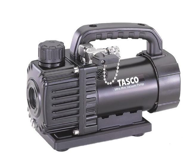 TASCO(タスコ)オイル逆流防止弁付ウルトラミニシングルステージ真空ポンプ TA150SVC