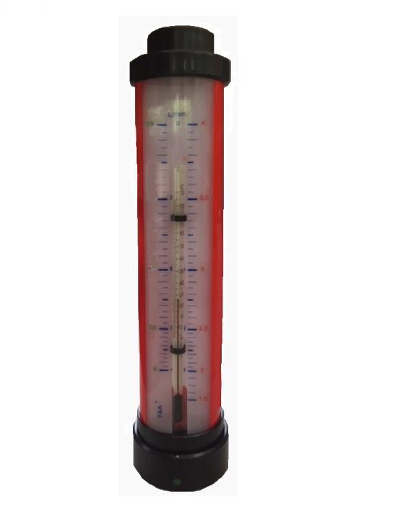 温水簡易流量計 インベマフローメーター 100-SR2