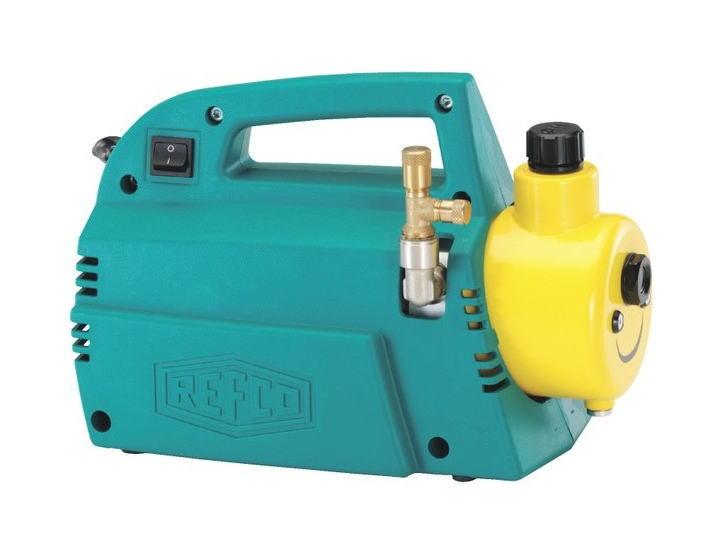 TASCO(タスコ)オイル逆流防止弁付小型高性能ツーステージ真空ポンプ TA150TV