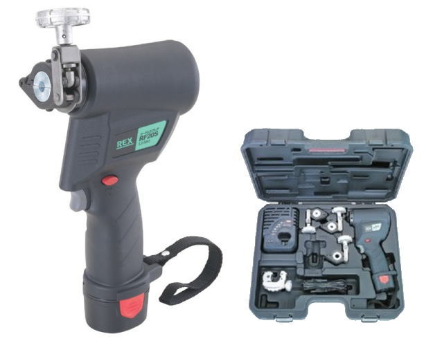 驚きの価格が実現! TASCO(タスコ)電動フレアツールセット TA550FW:工具のお店 モンジュSHOP-DIY・工具