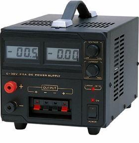CUSTOM(カスタム)直流安定化電源デジタルCPS-3025L