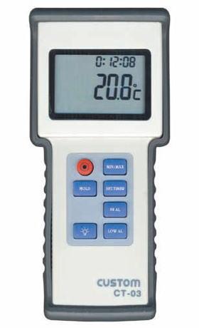 CUSTOM(カスタム)デジタル温度計CT-03