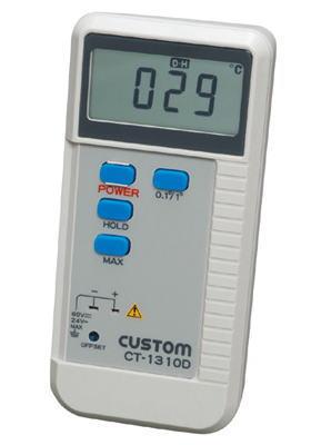CUSTOM(カスタム)デジタル温度計(2ch式)CT-1320D