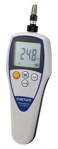 CUSTOM(カスタム)防水デジタル温度計CT-3100WP