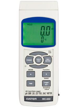 CUSTOM(カスタム)インテリジェント・ウォーター・チェッカーIWC-6SD各センサーは別売りです