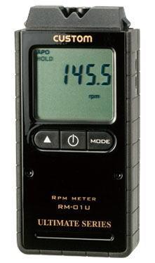 CUSTOM(カスタム)デジタル回転計RM-01U