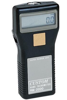 CUSTOM(カスタム)回転計RM-2000