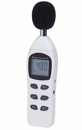 CUSTOM(カスタム)騒音計SL-1320