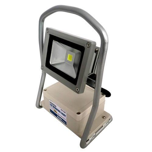 LEDワーキングライト10W充電式 LED投光器EG10W