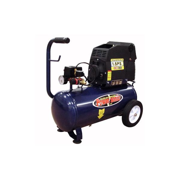オイルレスコンプレッサー タンク容量:30L