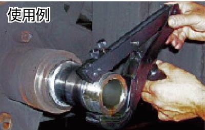 NOGA(ノガジャパン)外径ねじ山修正工具 ネススリー NS3000
