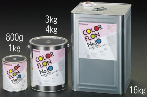 耐熱塗料(ツヤ有) シルバー 3kg