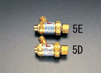 乾式安全器(逆火防止器)可燃性ガス用