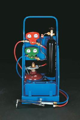 溶接溶断セット(アセチレン・酸素)