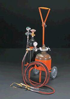 ミニ熔接器(アセチレン・酸素)