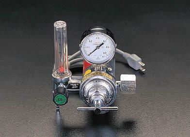 炭酸ガス調整器(溶接ヒーター付)
