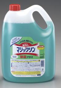花王客室・厨房用洗剤マジックリン除菌プラス4.5LX4個