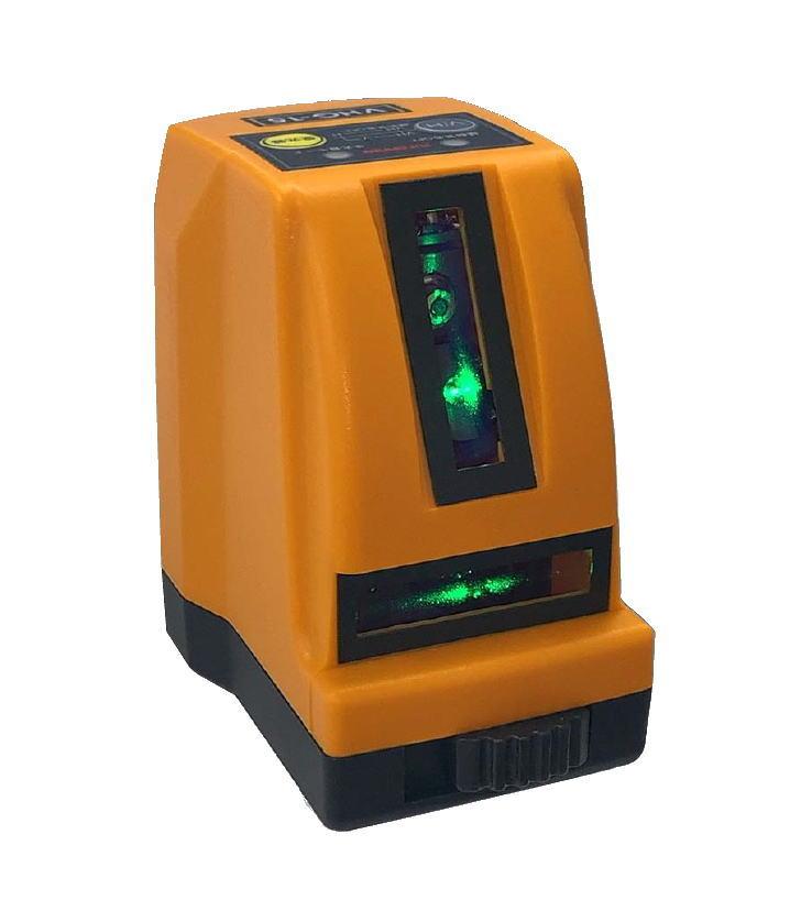 AXBRAIN(アックスブレーン) タテ/ヨコ・グリーンレーザー墨出し器 VHG-15