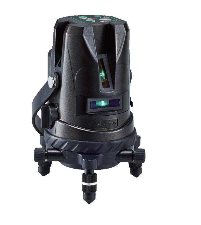 AXBRAIN(アックスブレーン) 高輝度グリーンレーザー墨出器 AG-305