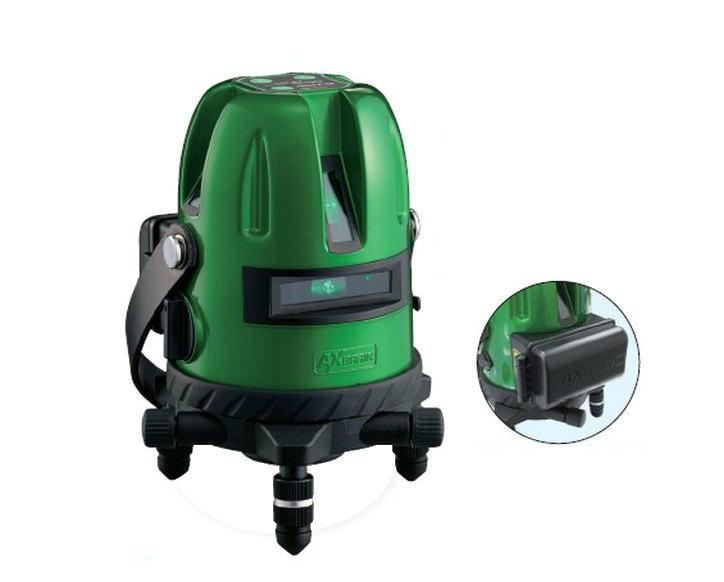 AXBRAIN(アックスブレーン) 高輝度グリーンレーザー墨出器 AG-501