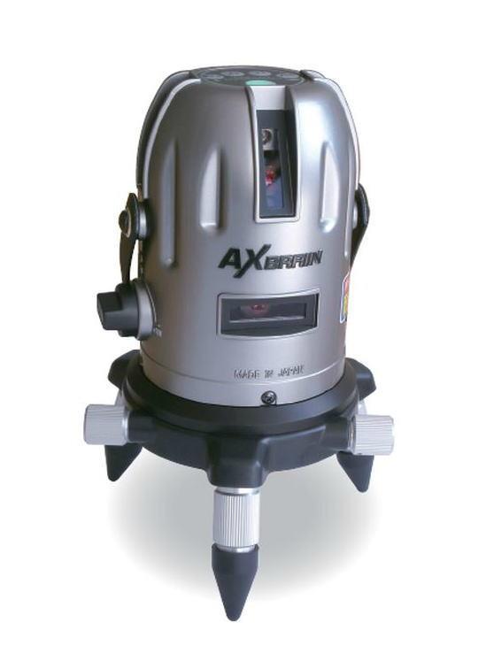 AXBRAIN(アックスブレーン) 高輝度レーザー墨出器 LV-651