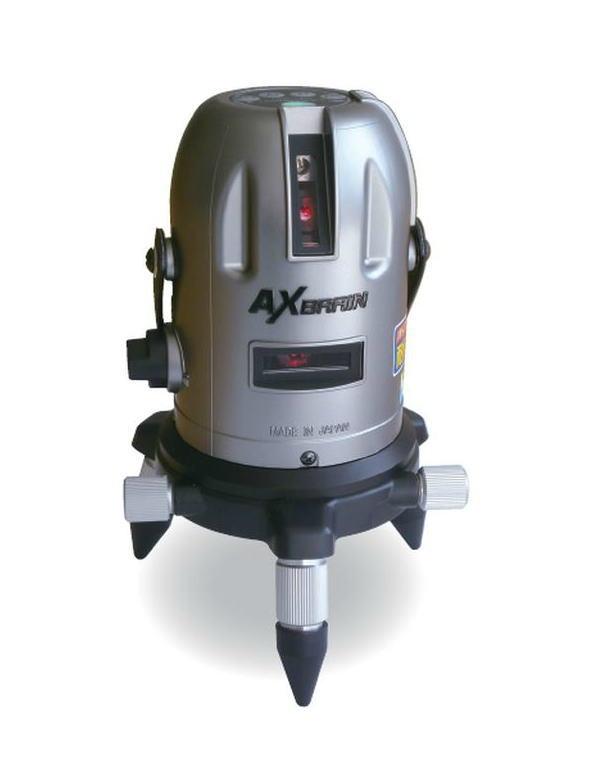 AXBRAIN(アックスブレーン) 高輝度レーザー墨出器 LV-551