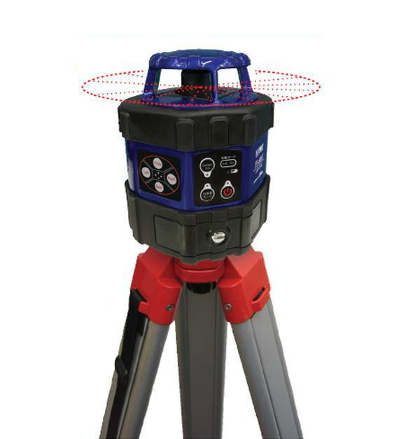 AXBRAIN(アックスブレーン) 水平回転レーザーレベル PL-600H