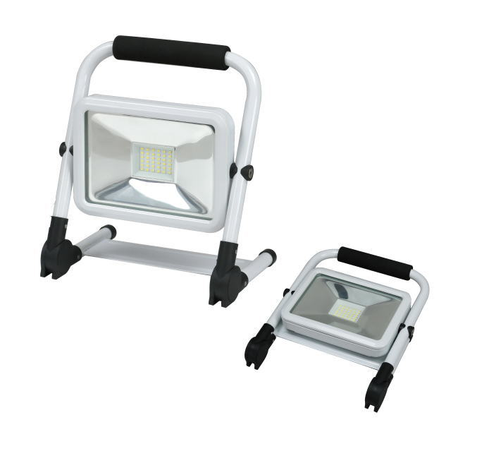 DENSAN LED投光器(充電タイプ) PDSB-05020S