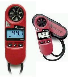 KESTREL(ケストレル) ポケット気象メーター気象計、風速計、温度計、湿度計 3000