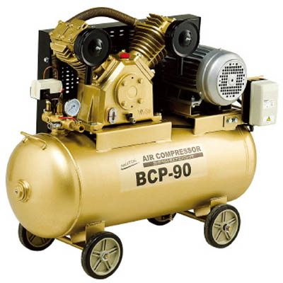 ナカトミ エアーコンプレッサー BCP-90