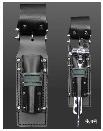 KNICKS(ニックス)チェーンタイプモンキー・シノ付ラチェットホルダーKB-201MSDX
