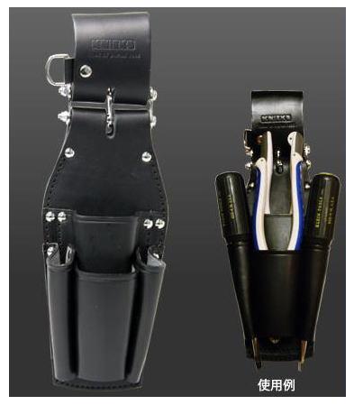 KNICKS(ニックス)チェーンタイプペンチ・ドライバーホルダーLLタイプKB-401PLLDX