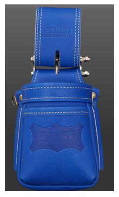 KNICKS(ニックス)最高級硬式グローブ革チェーンタイプ小物腰袋(VAストリッパーフォルダー)KGBL-201VADX