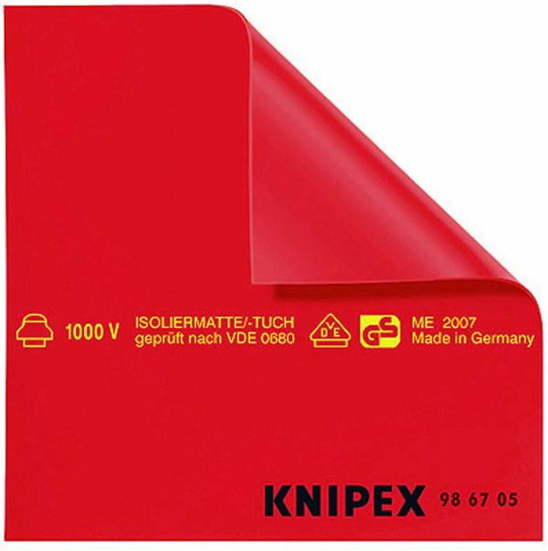 KNIPEX(クニペックス) 絶縁シート 1000×1000mm