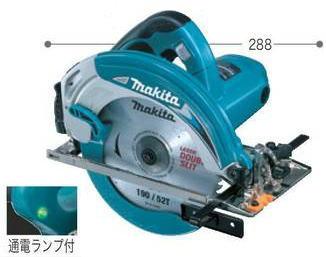 マキタ電気マルノコ 190mm 5837BA