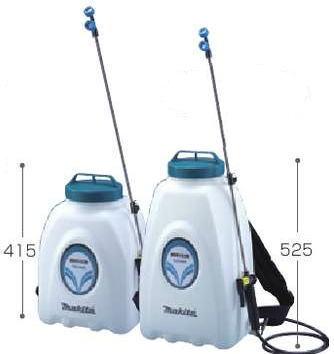 マキタ充電式噴霧器(15L)14.4VMUS153DSH