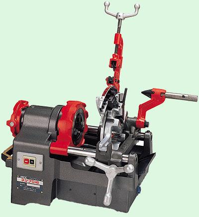 大切な MCCパイプマシン ネジプロ40手動ダイヘッド仕様タイプ:工具のお店 モンジュSHOP-DIY・工具