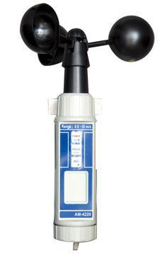 Mother 情熱セール オリジナル Tool デジタルハンディ風杯式風速計AM-4220 マザーツール