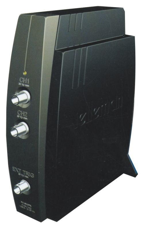 Mother Tool(マザーツール)USB2チャンネルPCストレージオシロスコープPCSU1000