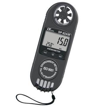 Mother Tool(マザーツール)ポケットサイズマルチ風速・風量計SP-82AT