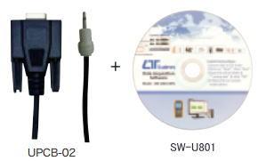 Mother Tool(マザーツール)RS-232CインターフェースキットUPCB-02+SW-U801
