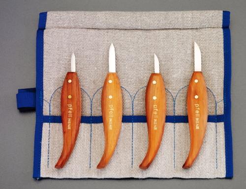 4本組彫刻刀