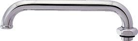 カクダイ 当店は最高な サービスを提供します 外径16mmパイプ Uパイプ 300mm お中元